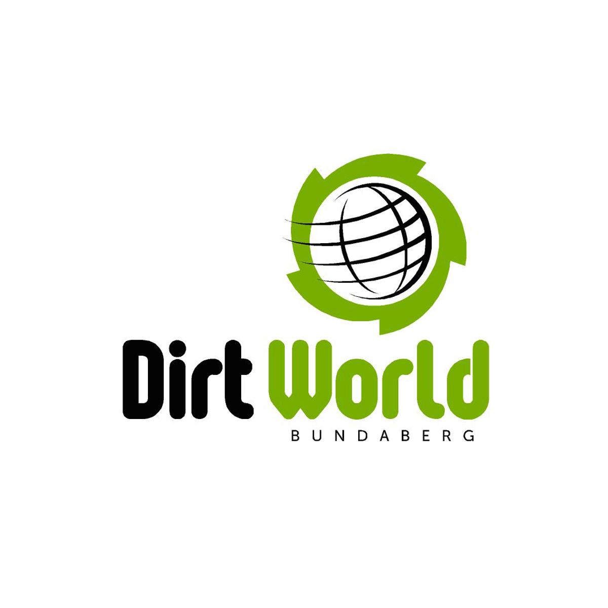 Dirtworld Logo by SignMax Bundaberg
