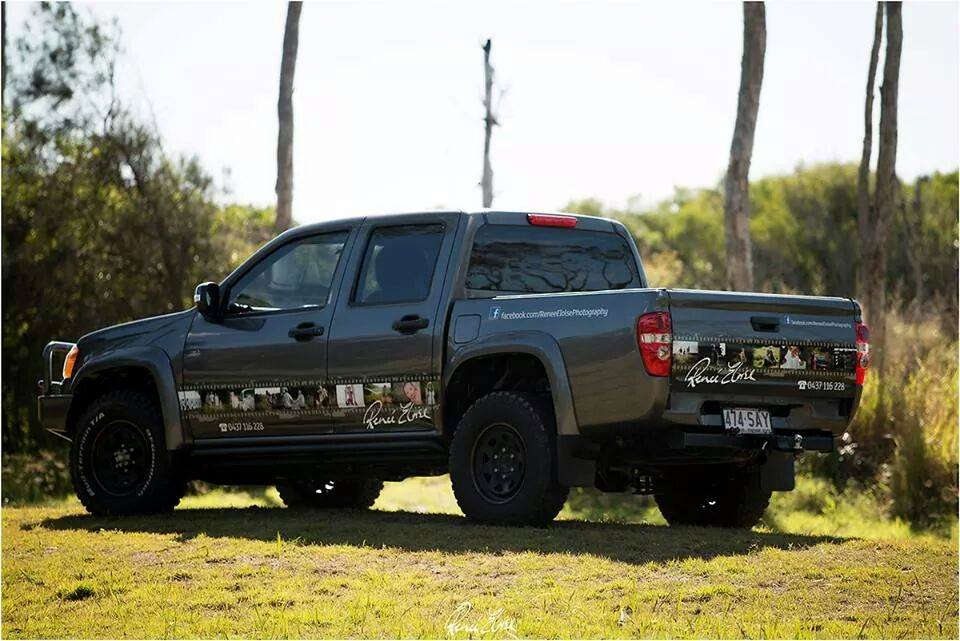 Renei Vehicle Wrap by Sign Max Bundaberg