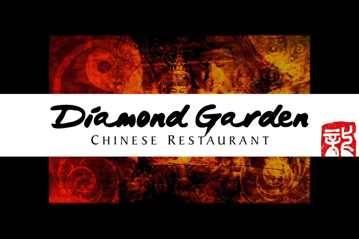 Diamond Garden Logo Design by SignMax Bundaberg
