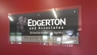 Indoor Sign Edgerton and Associates SignMax