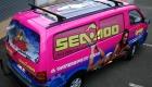 PMR Van Wrap by SignMax Bundaberg