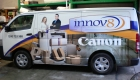 Innov8 Vehicle Wrap by SignMax Bundaberg