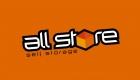 All Store Self Storage Logo by SignMax Bundaberg