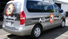 Alive Music Van Wrap by SignMax Bundaberg