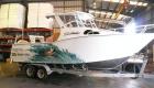 Boat Wrap by SignMax Bundaberg