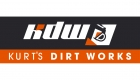 Kurts Dirt Works Logo Design by SignMax Bundaberg