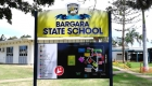 Bargara State School Sign